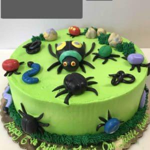 Little Critter Cake
