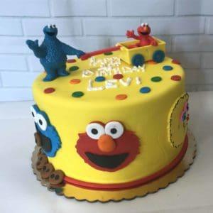 Sunny Days Cake