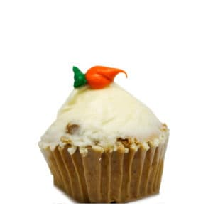 Jumbo Carrot Cupcake