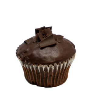Jumbo Double Chocolate Cupcake