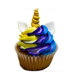 Jumbo Unicorn Cupcake